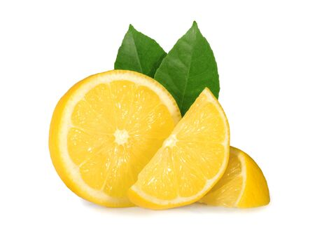 limón: Lemon isolated