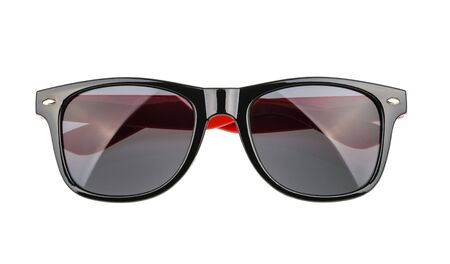 ray ban: Sunglasses isolated against a white background. Without shadow. Cutout Stock Photo