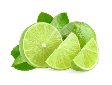 lime: Lime isolated
