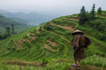 Longji Terraced Rice Fields.