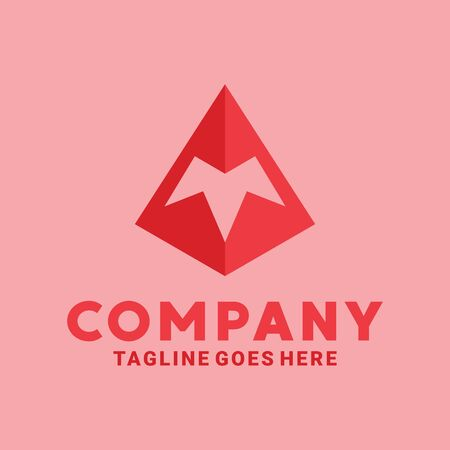 Triangle Logo Design Inspiration For Business And Company.