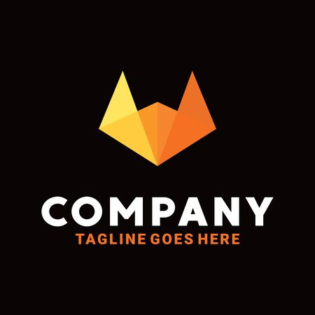 Wolf Logo Design Inspiration For Business And Company.