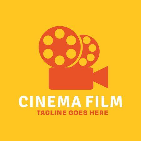 Cinema Film Logo Design Inspiration For Business And Company
