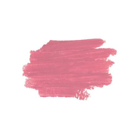 Brush paint watercolor texture, acrylic stroke. Lipstick makeup brush background. Design acrylic for invitation, card, banner, placard, party Illusztráció