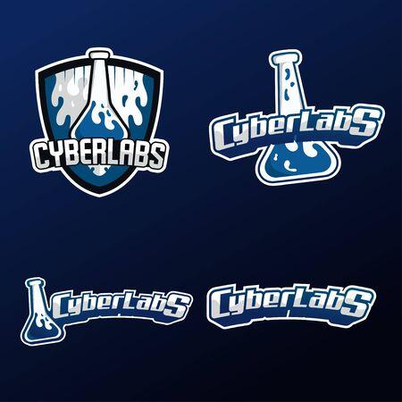 CyberLabs Esport gaming logo