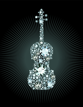 Diamond Violin