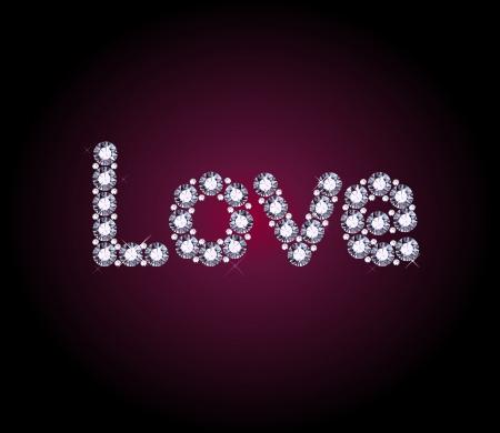 confess: Diamond Love Word
