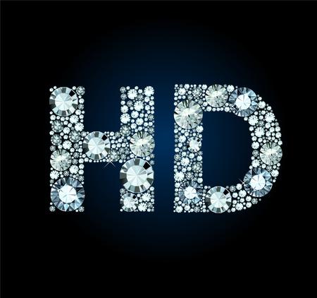 Diamond Hd Symbol