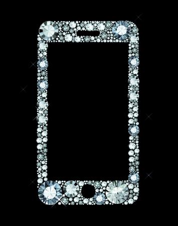 Diamond Smartphone