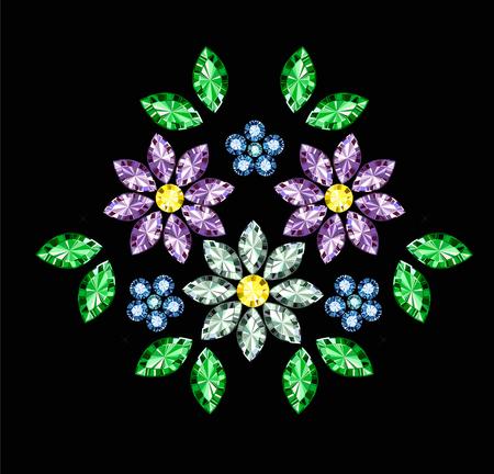 Gem Flowers