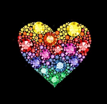 Gem Heart