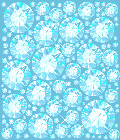 glistening: Diamond Background
