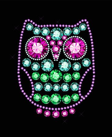 Gem Owl
