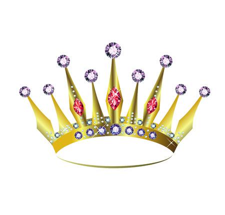 Crown Vectores