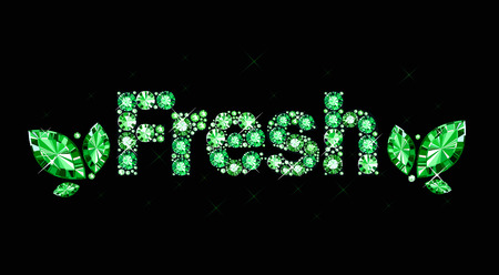 exuberance: Gem word fresh