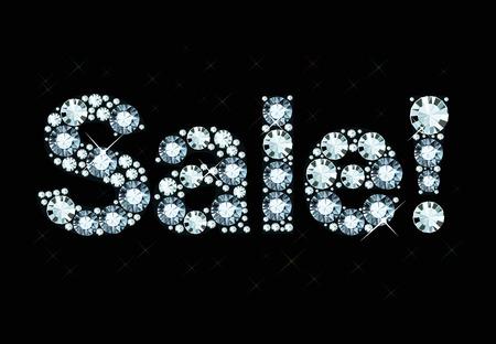 Diamond Word Sale