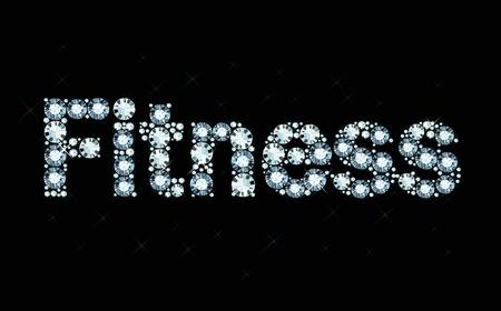 exuberance: Diamond word Fitness