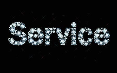 exuberance: Diamond word service