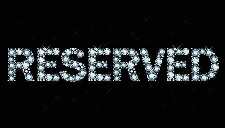 Diamond word reserved