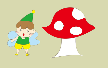 elf Illustration