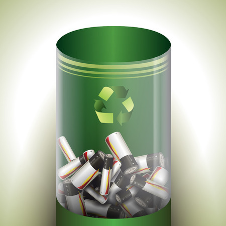 recycles: battery recycle