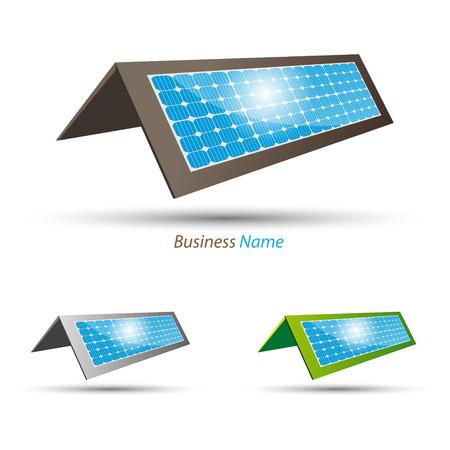 panels: logo solar panels