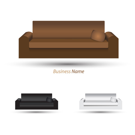 couch: logo couch Illustration