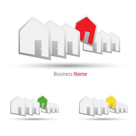 pavilion: logo real estate