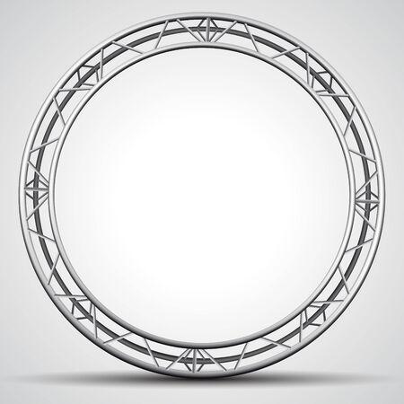 bridge lights circle