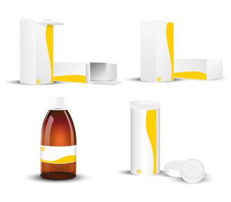 medicament yellow