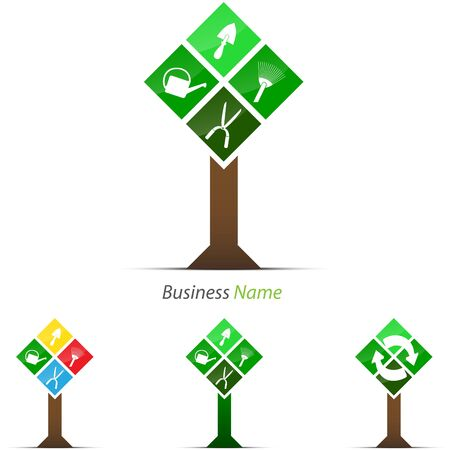 tree logo: logo tree