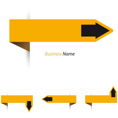 logo yellow arrow