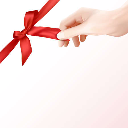 hand ribbon