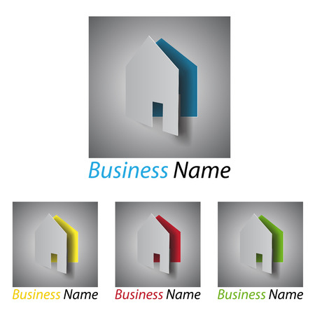house logo: Logo house paper