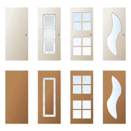doors design 1 Ilustrace