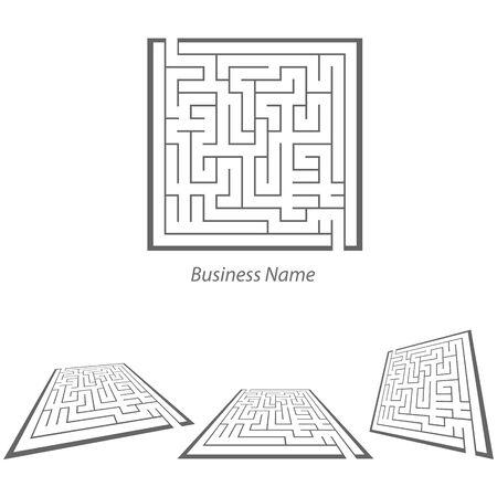 logo: logo maze