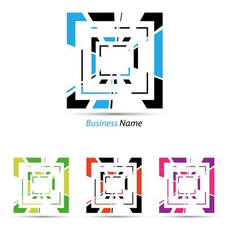 Logo abstract design 5