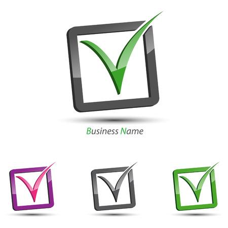 valid: logo right Illustration