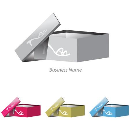 logo marketing: logo shoes