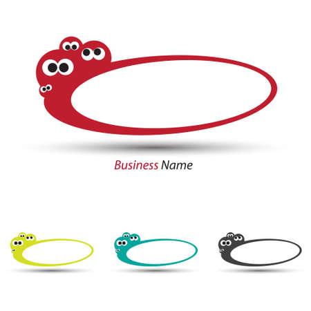 logo: logo creature Çizim