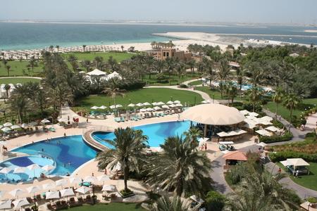 UAE. Dubai. Jumeira.  Stock Photo