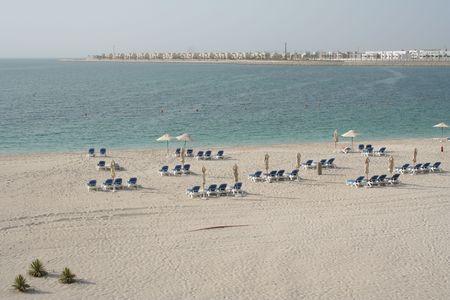 abi: UAE. Abi Dhabi. Beach