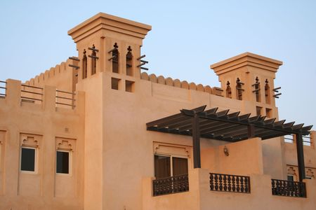 Emiratos Árabes Unidos. Ras Al Khaimah. Al Hamra Fort Hotel & Beach Resort