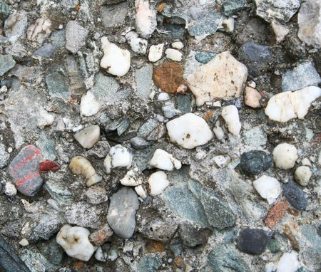 Abstract colorful stone grunge texture can use as background  photo