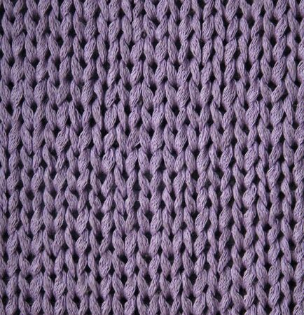 Lilac knitted textured can use as background photo