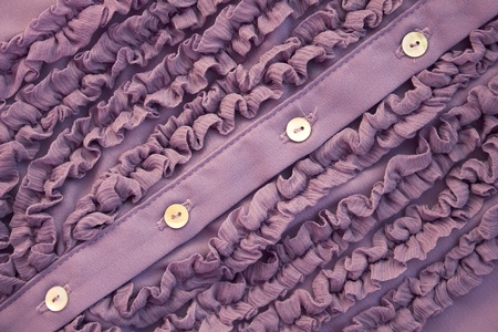 ruche: Smooth elegant lilac silk with ruche can use as background