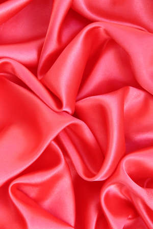 satiny: Smooth Red Silk can use as background