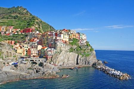 Italy. Cinque Terre. Manarola  photo