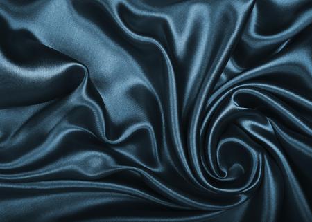 black fabric: Smooth elegant dark grey silk or satin can use as background