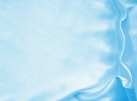 blue silk: Smooth elegant blue silk or satin can use as background